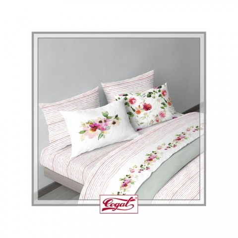 Completo Letto Flower Power 1983 COGAL